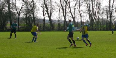 13:1 gegen SG FC Brookmerland/ Wirdum2
