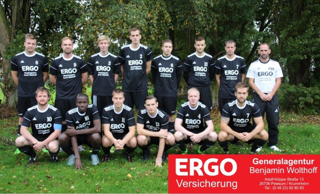 3:0 Sieg und Herbstmeister