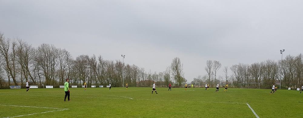 2:0 Sieg im Heimspiel