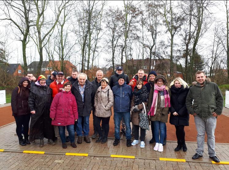 Besuch aus Düsseldorf